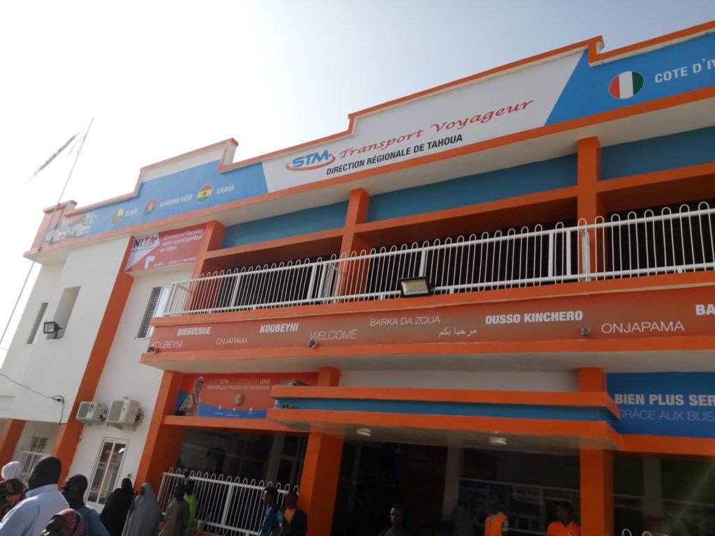 Nouveau siège régional de Tahoua