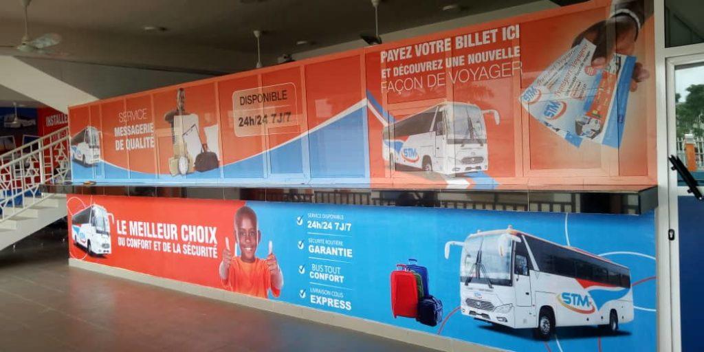 Gare STM Cotonou
