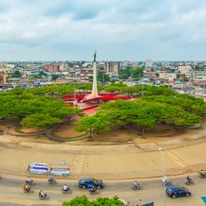 logo ville de Cotonou